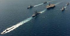 USS Constellation (CV-64) battlegroup