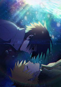 Naruto Shippuden Sasuke, Sasunaru, Boruto, Naruto And Sasuke Kiss, Narusasu, Sakura And Sasuke, Anime Naruto, Black Girl Cartoon, Naruto Pictures