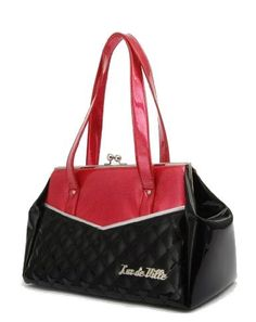 Lux De Ville Femme Fetal Kiss Lock Vinyl Rockabilly Retro Handbag Vintage Style Purse (Black & Pink Sparkle) Lux De Ville,http://www.amazon.com/gp/product/B00B8X3KVO?ie=UTF8=213733=393177=B00B8X3KVO=shr=abacusonlines-20&=apparel=1364248753=1-20=vintage+handbags+and+purses via @Amazon.com.com