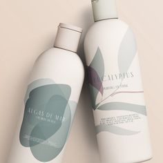 Shampoo and body lotion label design Skincare Packaging, Cosmetic Packaging, Beauty Packaging, Brand Packaging, Product Packaging Design, Box Packaging, Candle Packaging, Candle Labels, Luxury Packaging