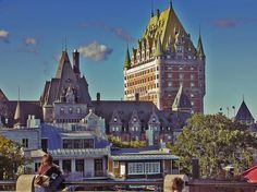 The 10 Best Hotels in Québec City