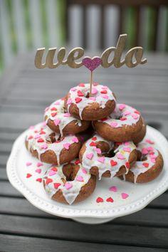 "Donuts ""We do""! Amamos! #casamento"