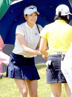 Lpga, Great Women, Golf Outfit, Athlete, Mini Skirts, Korean, Womens Fashion, Sports, Australia