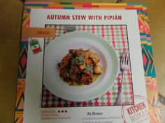 Kitchen Nomad Globe-cooking recipe : Mexico - Autumn Stew with Pipian Three Kids, Mexican Food Recipes, Stew, Globe, Mexico, Cooking Recipes, Friday, Autumn, Kitchen