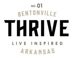 THRIVE | Bentonville-No. 01 | Modern living at the heart of Downtown Bentonville, AR | Live YOUR Inspired life at THRIVE Living Spaces #HowDoYouThrive
