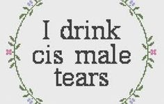 Image result for feminist cross stitch