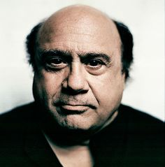 Danny deVito on the cover of Esquire Magazine. Famous Men, Famous Faces, Famous People, Danny Devito, Famous Scorpios, Famous Portraits, Hollywood Actor, Glamour, Esquire