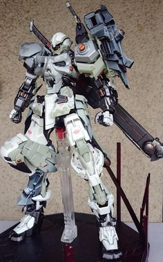 GUNDAM GUY: 1/100 Astray Skull Frame - Custom Build