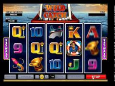Gaming Club Wild Catch Slot £100 FREE Online & Mobile Casino Game Bonuses