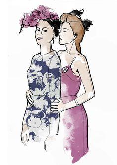 Fashion Illustration #7
