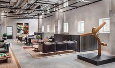 Blique by Nobis (Stockholm, Sweden) - Design Hotels™ Brown Headboard, Square Windows, Warehouse Design, Lobby Lounge, Hotel Lounge, Hotel Lobby, Hotel Reviews, The Help, Modern Design