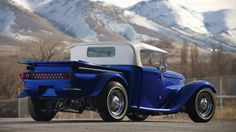 Ford Eclipse Roadster Pickup (1932) - Ford Wallpaper ID 1478183 - Desktop Nexus Cars