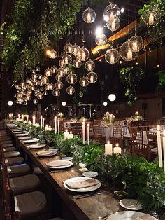 Wedding table ideas in 2020 Forest Wedding, Garden Wedding, Wedding Table, Rustic Wedding, Wedding Ceremony, Our Wedding, Wedding Venues, Dream Wedding, Wedding Goals