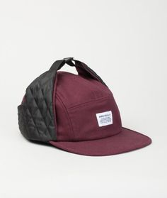 65654f410b9 NORSE PROJECTS - Earflap Duck Canvas Cap