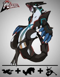 Pokemon Rayquaza gijinka pokemon as people t Pokemon Fusion Art, Pokemon Fan Art, Pokemon Go, Pokemon Cards, Pokemon Comics, Pokemon Film, Pokemon Rayquaza, Charmander, Digimon