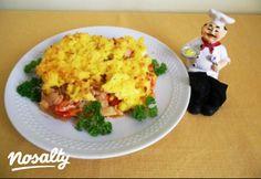 Matróztál | Nosalty Hungarian Recipes, Hungarian Food, Cauliflower, Grains, Rice, Eggs, Tasty, Chicken, Vegetables