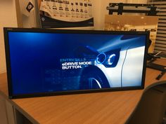 One of the 6 displays that will make up the wide digital banner at the RDSE expo in March. Come and see us at stand B54