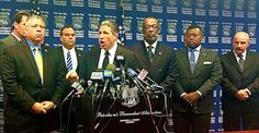 """The NYPDdid blame one person for the death of Eric Garner, that person was Eric Garner. New York, NY -- Patrol Benevolent Association President Patrick Lynch spoke at a press conference Thursday and impliedthat Eric Garner was responsible for his own death. """"We feel Mr. Garner made a choice that day to resist arrest,"""" Lynch…NYPD Union President Says Eric Garner Caused his Own Death By Matt Agorist on December 5, 2014"""