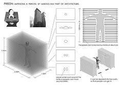 Rappresentazione grafica di Architect's Dilemma, il progetto di Ana Miljacki, Lee Moreau, Ben Porto e Dan Sakai