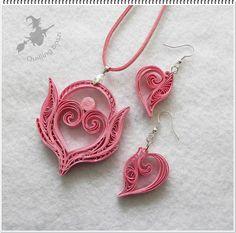 Rózsaszín Valentin szett.