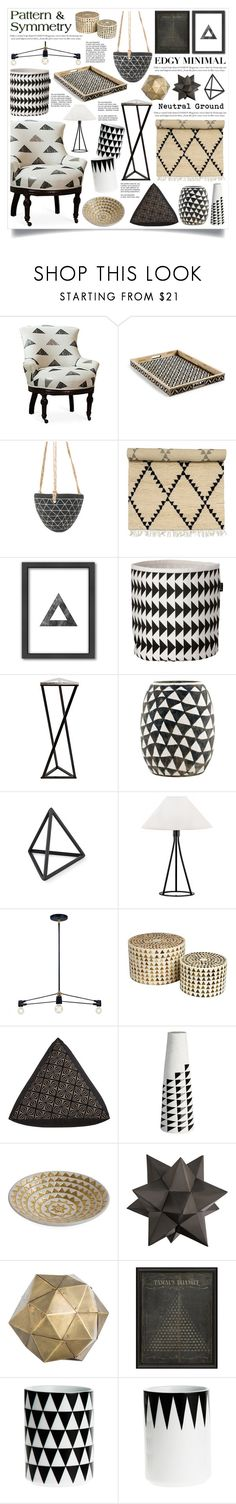 """""""The Angle of Things"""" by hmb213 ❤ liked on Polyvore featuring interior, interiors, interior design, home, home decor, interior decorating, Coral & Tusk, Frontgate, DAY Birger et Mikkelsen and Americanflat"""