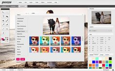 Edita fotos desde tu navegador de Internet con Picozu
