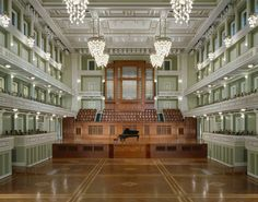 Schermerhorn Symphony Center - Nashville. Can I please just have that piano?!
