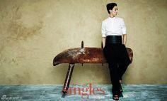 C.N Blue Jung Shin – Singles Magazine May Issue '12