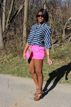 the daileigh: stripes & leopard