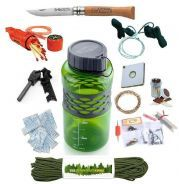 The Survival Store's Water Bottle Ultimate Survival Kit