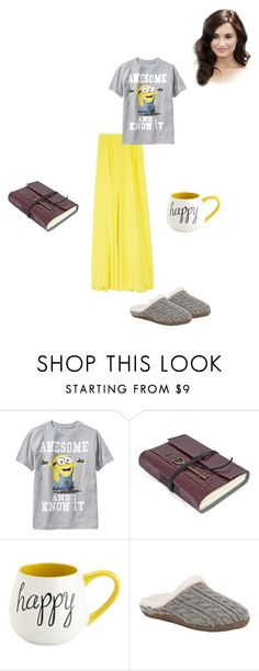 """""""Lazy Day!"""" by georgia-girl15 ❤ liked on Polyvore featuring Old Navy, Pier 1 Imports and SOREL"""