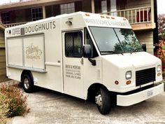 Johnny Doughnuts | Food Truck Design by Design Womb's Nicole LaFave