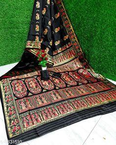 Sarees Palash Trendy Woven Tussar Silk Baluchari Style Saree  Saree Fabric: Tussar Silk Blouse: Running Blouse Blouse Fabric: Tussar Silk Pattern: Woven Design Multipack: Single Sizes:  Free Size (Saree along with running blouse 6.3m) Country of Origin: India Sizes Available: Free Size   Catalog Rating: ★4.1 (454)  Catalog Name: Myra Graceful Sarees CatalogID_1512893 C74-SC1004 Code: 576-8831510-
