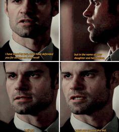 "#TheOriginals 2x14 ""I Love You, Goodbye"" - Elijah"