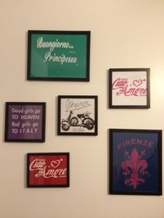 T-Shirt Frames get shirts from every exciting place you go and frame it.