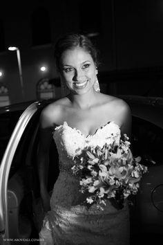 Noiva chegando na Igreja.Photo from Wedding collection by Above ALL fotografia e filmagem