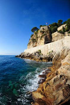 Monte Carlo, Monaco - the other side