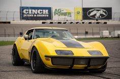 The 48 Hour Corvette rolled into the shop as a stock '72 Stingray and rolled out 48+ hours later as a complete modern pro-touring supercar with 630HP Lingenfelter LS7, RideTech coilovers, Baer Brakes, and Falken tires wrapped around Forgeline GT3C Concave wheels finished with Satin Black centers & Polished/Tinted Clear outers. See more: http://www.forgeline.com/customer_gallery_view.php?cvk=1325  #Forgeline #GT3C #notjustanotherprettywheel #madeinUSA #Chevy #Corvette #Stingray #48HourCorvette