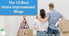 If you are planning on sprucing up your home or simply looking for new design ideas to try out in your spare time, the following list of home improvement blogs contains some great articles and guides that are a must read for any home improvement enthusiast.