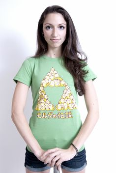 Cuckoo Triforce Tee