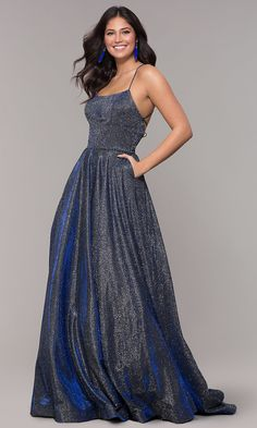 Long Iridescent Jersey Square-Neck Prom Dress - Long Iridescent Glitter Jersey Square Neck Prom Dress Source by liliaanielakrus - Prom Outfits, Hoco Dresses, Ball Dresses, Homecoming Dresses, Sexy Dresses, Ball Gowns, Bridesmaid Dresses, Formal Dresses, Summer Dresses