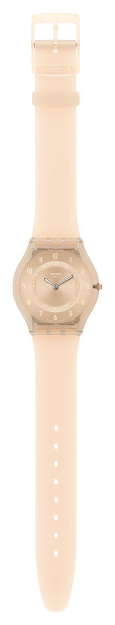 Skin Ivory Softness Watch, $135, Swatch  Shop 10, Lower ground South, QVB