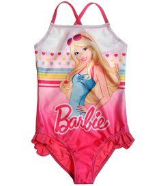 Elipcis   why pay more - Barbie Swim suit    Fuchsia, £9.95 (http://www.elipcis.com/copy-of-barbie-swim-suit-california-fuchsia/)