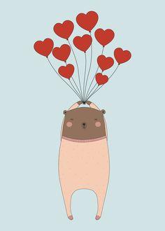 the-loveliest-valentines-cards-for-hopeless-romantics-5__880.jpg (880×1232)