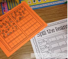 Teaching math to my first graders at the beginning of the year involves a lot of modeling routines, procedures, and new games/activities. ...