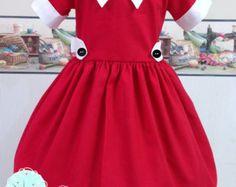 Wonder Woman Super Hero Dress Co-play by RuthSewingRoomDesign