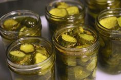 Pickling isn't just for cucumbers! Explore unconventional fruits and vegetables you can pickle and find a new way to preserve your favorite produce from the garden.