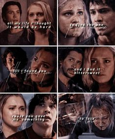 The Best Series Ever, Best Shows Ever, Saga, You Give Me Something, The 100 Show, Bob Marley Quotes, Bellarke, I Found You, We Meet Again