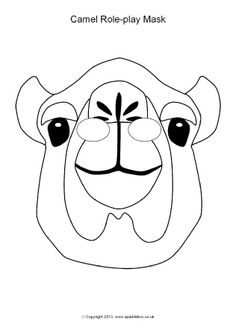 Great website for all kinds of animal masks.Camel role