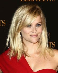Image detail for -Haircut styles on women: Straight Shoulder Length hair with Bangs